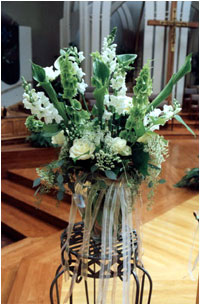 stand alone bouquet image